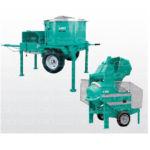 Concrete & Mortar Mixer