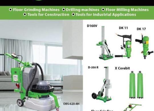 coring-machines