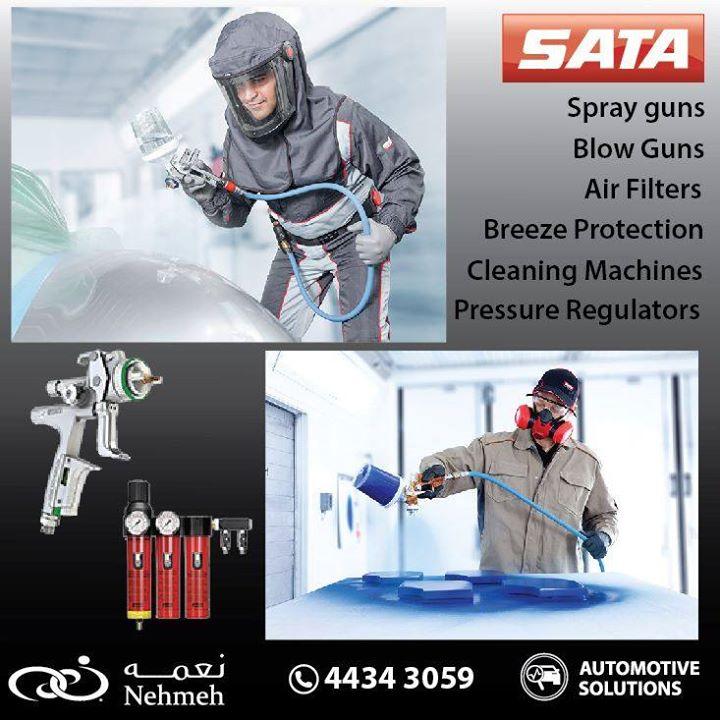 SATA® German Engineered for Automotive Needs – Nehmeh