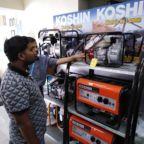 koshin-generators