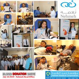 Blood Donation 2019